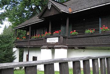Hiezdoslavova hájovňa
