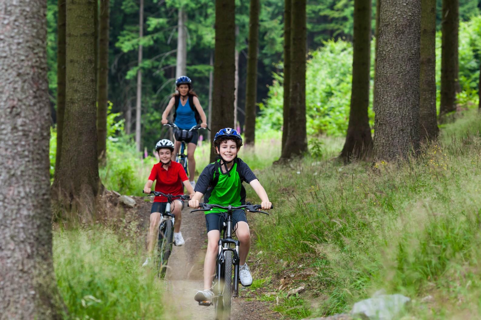 Hotel Green je bike friendly