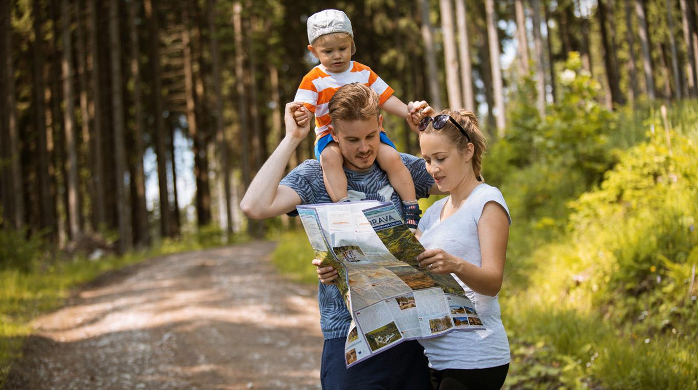 Family stay on Kubinska hola